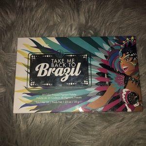 NEW Take me back to Brazil eyeshadow palette